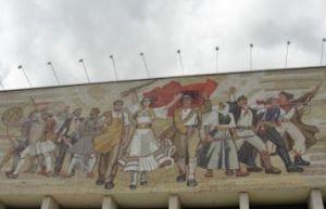 Tirana Monument
