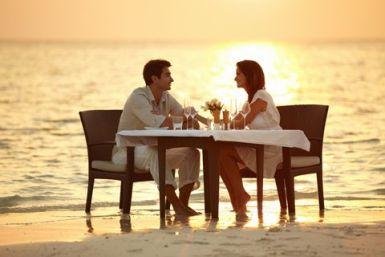 Luxus und Romantik
