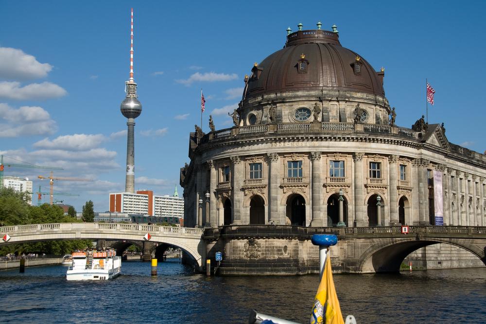 Berlin Bode Top 10 - Die schönsten Städte Deutschlands