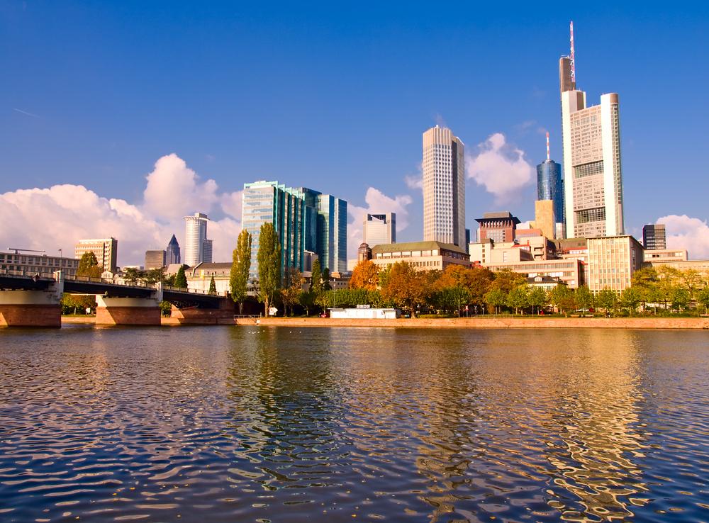 Frankfurt Skyline Top 10 - Die schönsten Städte Deutschlands