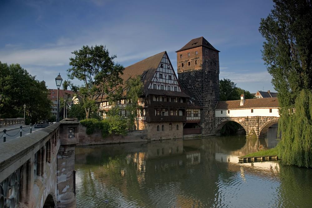 Nürnberg Top 10 - Die schönsten Städte Deutschlands