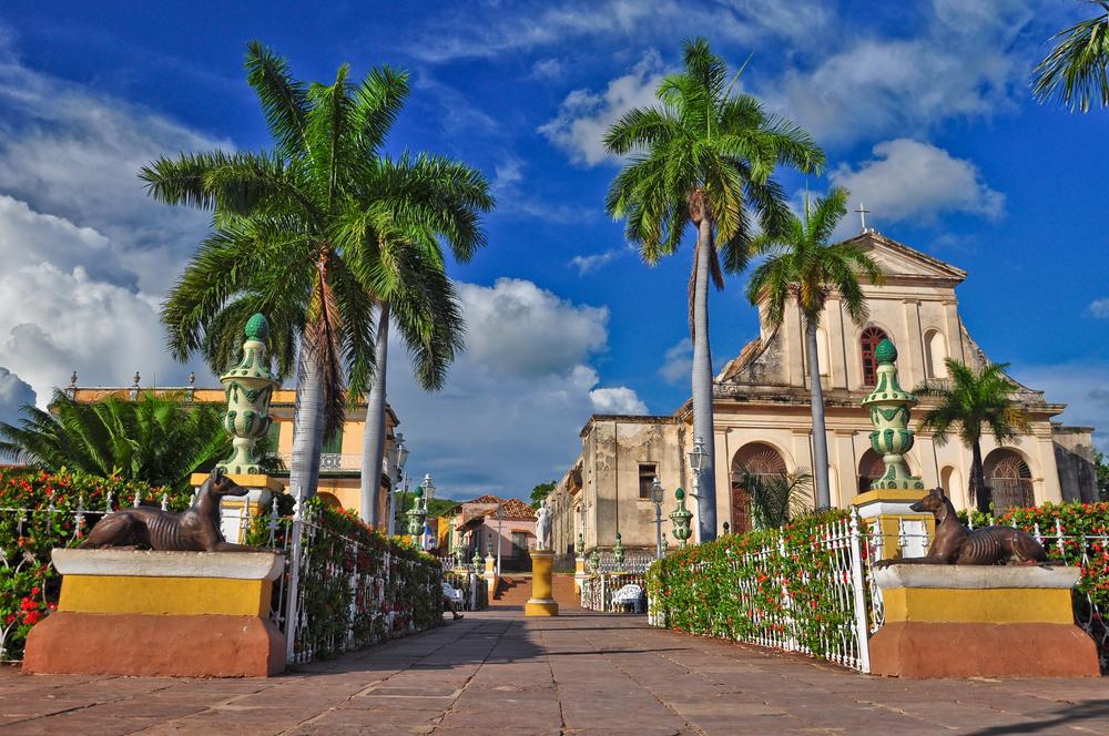 Kuba Reisen Kolonialstil