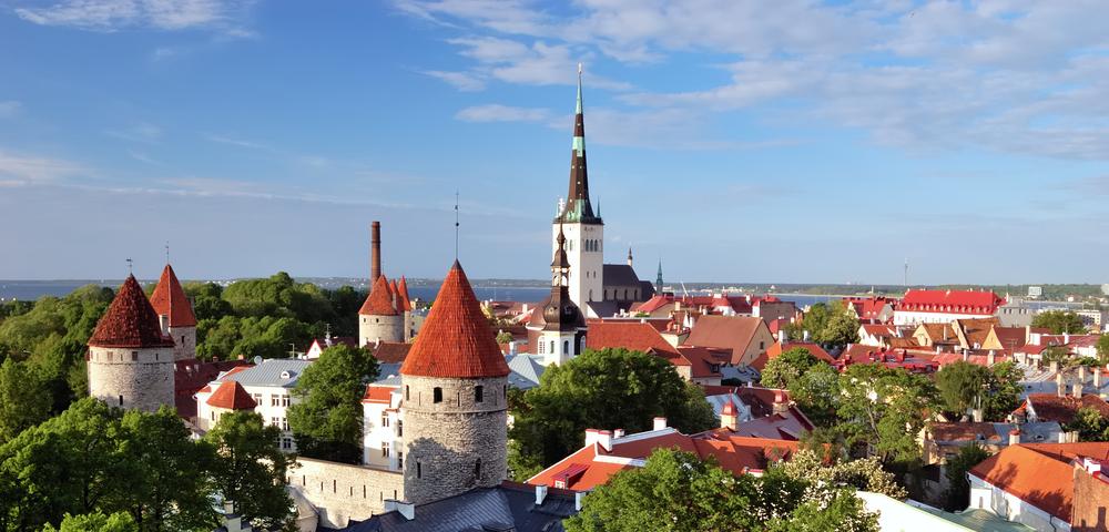 Kulturreise durchs Baltikum Tallin estland