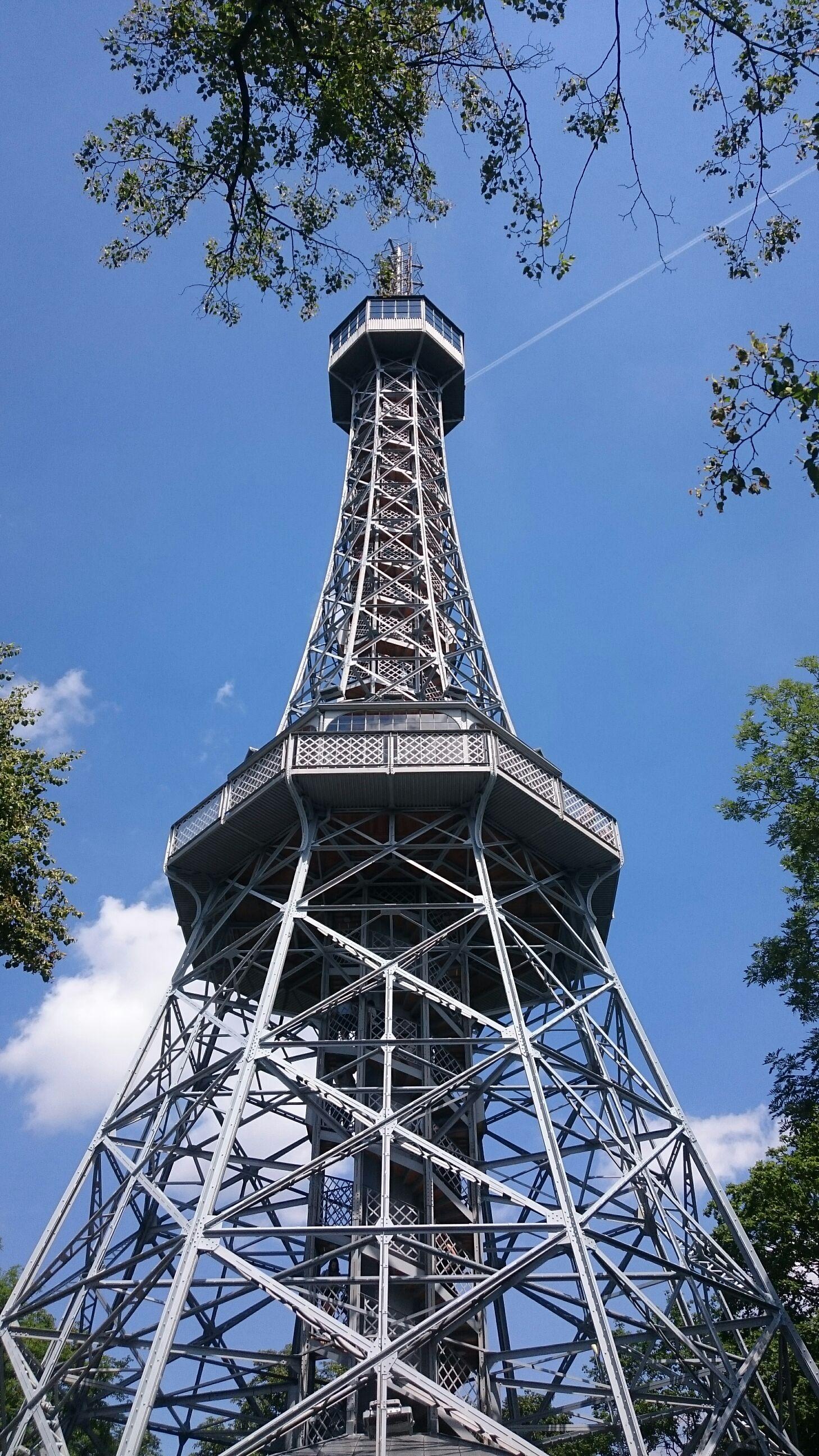 Petrin, Prag, Kleiner Eiffelturm, tripodo.de