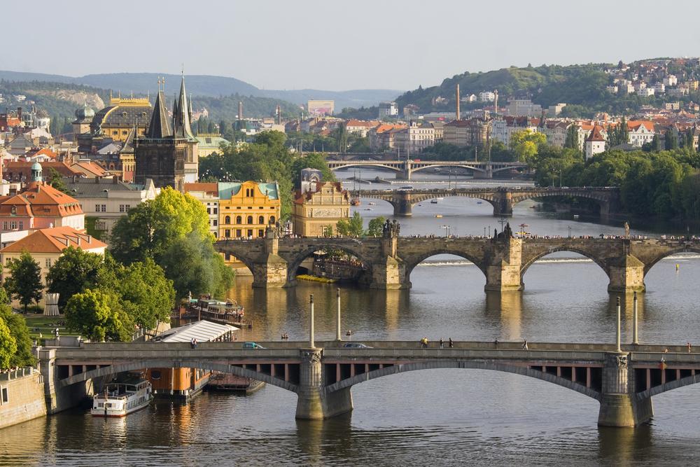 Prag, Tripodo.de, moldau, karlsbrücke