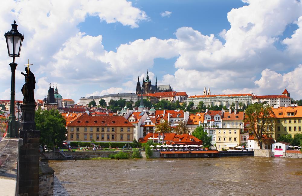 Prag, kloster strahov, tripodo.de, moldau
