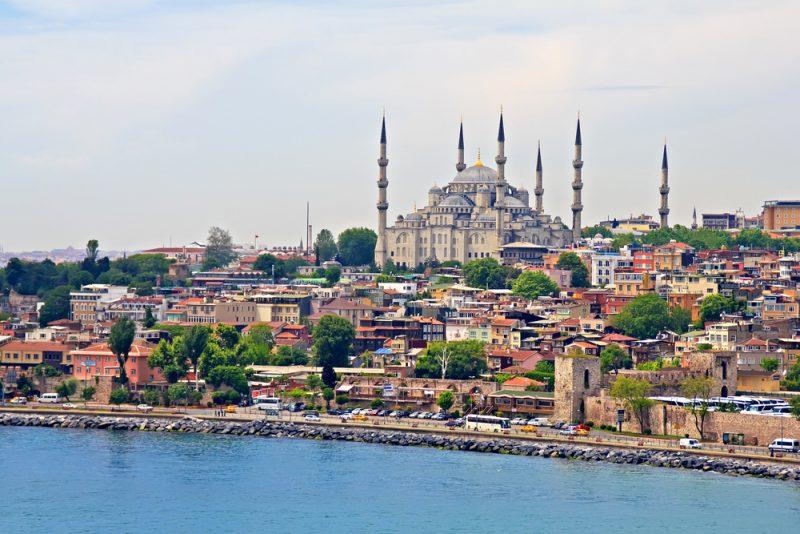 istanbul, tripodo