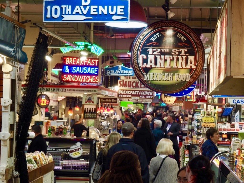 philadelphia, usa, reading terminal market, food, tripodo, tripodo blog