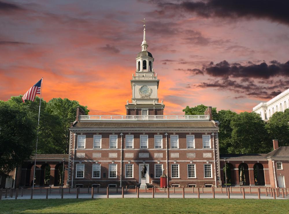 Philadelphia, tripodo, Independence Hall, tripodo blog, usa