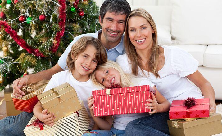 Haudegen Weihnachten Mit Der Familie