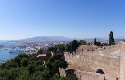 Silvester-Reise: Andalusien-Rundreise ab Malaga