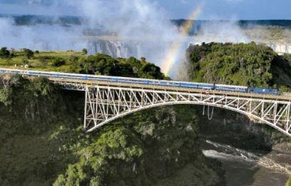 Blue Train - Luxus auf Schienen, Südafrika