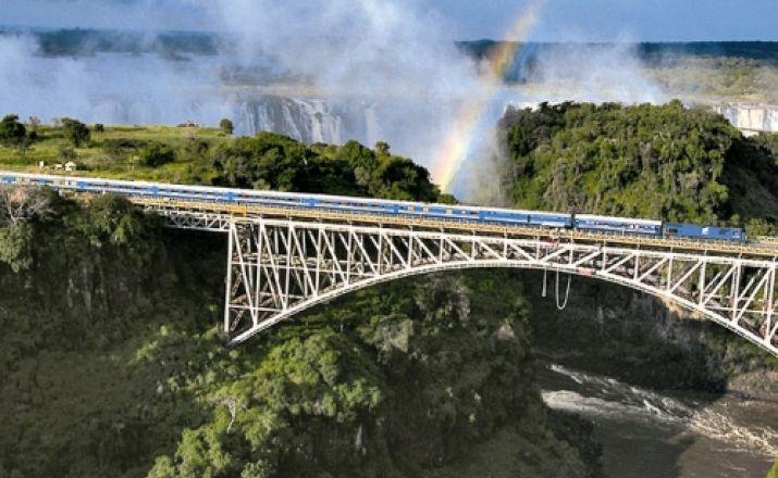 Blue Train - Luxus auf Schienen, Südafrika Südafrika Deluxe 1