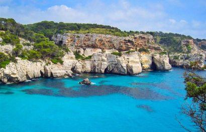 Segeln Chilling Deluxe: Segeltörn Menorca & Mallorca