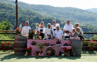 Italien genießen, mit allen Sinnen - Leben, Kultur und Küche im Piemont