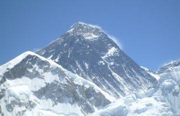 Der höchste berg der Erde