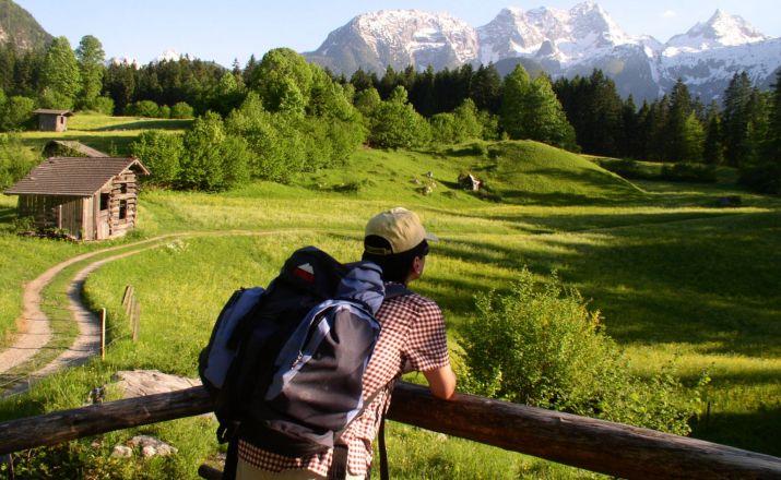 Salzburger Jakobsweg Eurohike Wanderreisen 1