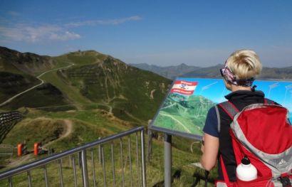 Salzburger Gipfel & Kitzbüheler Alpen
