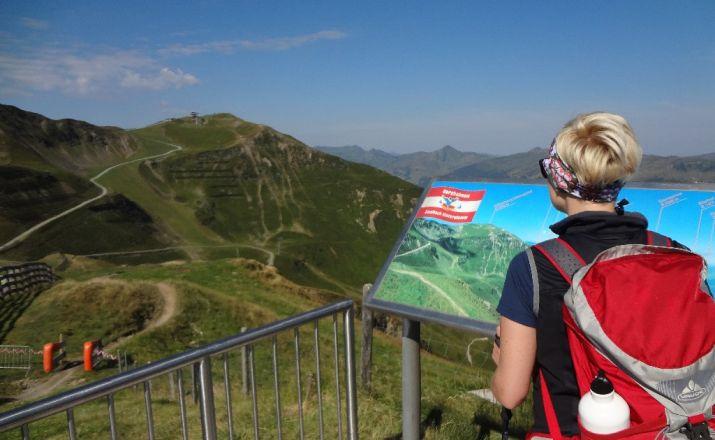 Salzburger Gipfel & Kitzbüheler Alpen Eurohike Wanderreisen 1