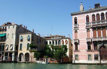 Venedig Villen Canale Grande