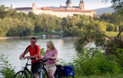 Donau-Radweg Passau - Wien klassisch