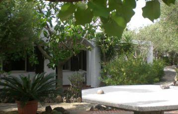 Außenbereich Santa Maria