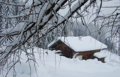 Schneeschuhwandern Südtirol Ultental