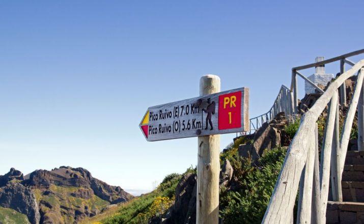 Wandern auf Madeira Studientours 1