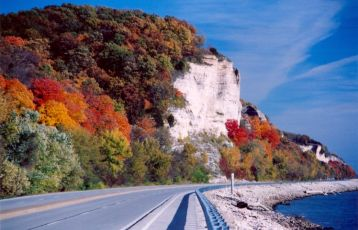Byway in the Fall