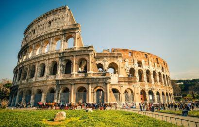 Rom in den Osterferien