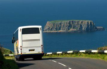 Busreise Causeway Coast