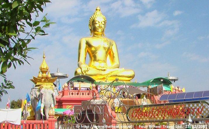 4WT: Das Goldene Dreieck Jeep Safari Nordthailand Four Wheel Travel 1