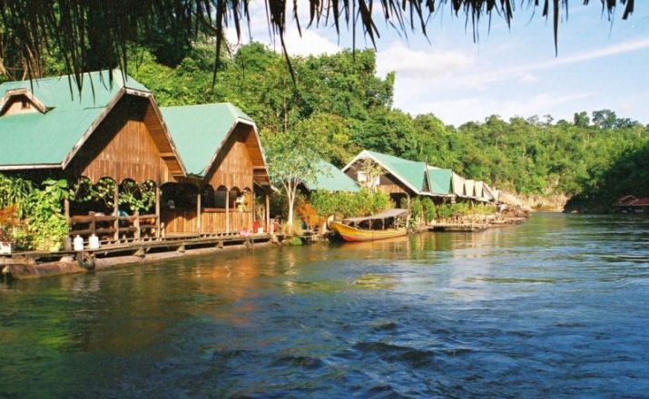4WT: Private Jeep Safari - Nationalpark von Thailand Four Wheel Travel 1