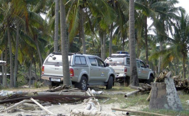 FWT: Jeep Safari Mekong River bis nach Nong Khai Four Wheel Travel 1