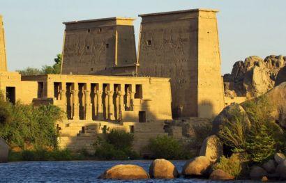 Kairo, Nil und Nassersee