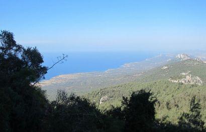 Nordzypern individuelle Wanderreise: Die Höhepunkte des Besparmak Trails