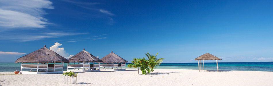 Strand auf Cebu