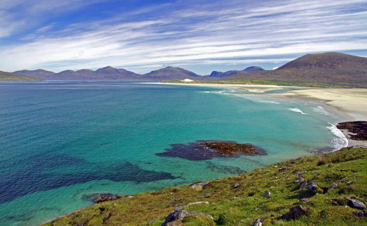 äußere Hebrideninsel Harris