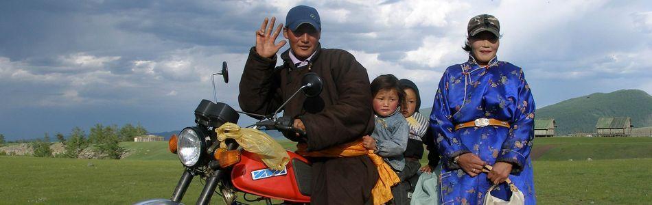 Mongolei - Reisen mit Begegnungen auf Augenhöhe
