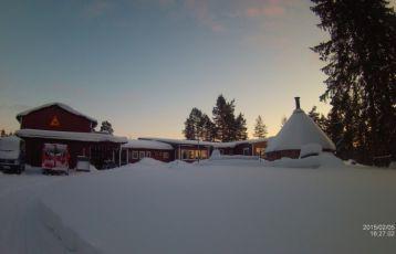 Schweden Aktiv Adventure Resort