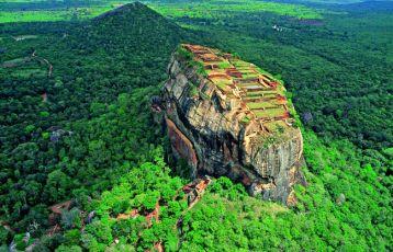 Sigiriya - Löwenfelsen
