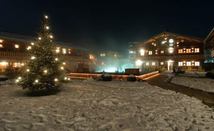 Weihnachten Silvester in Niederbayern