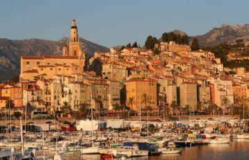 Menton Cote d'Azur