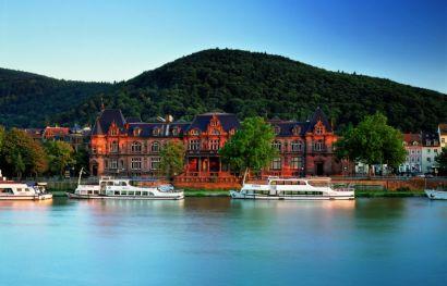 Heidelberg und die Nibelungen