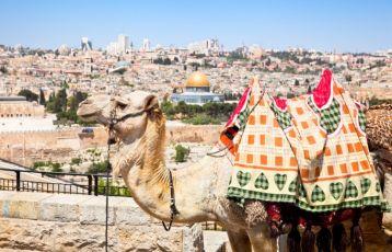 Jerusalem Kulturreisen 8 Tage ab 1.615 €