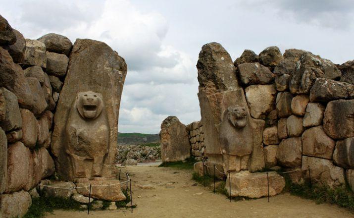 Studienreise Kappadokien, Hethiter und Konya Ku-Wa Reisen 1
