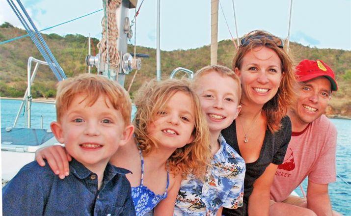 Nautic Kids: Familien-Segeltörn ab Split in Kroatien SAILORAMA Segelreisen 1