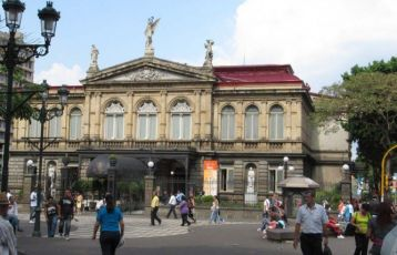 Nationaltheater San José, Costa Rica