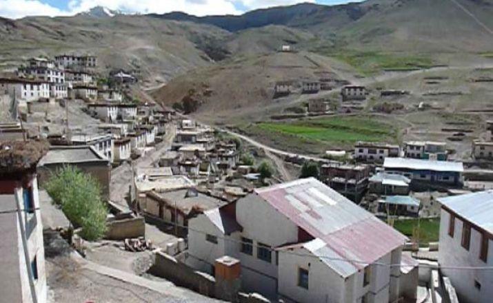 Dorf Kibber in Spiti