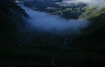 Der Thamsar Pass 4700 m